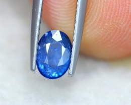 1.06Ct Natural Blue Sapphire Oval Cut Lot LZ3638