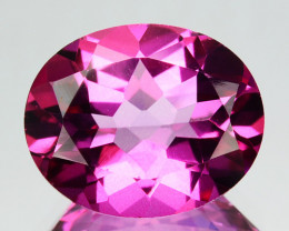 ~CANDID~ 2.25 Cts Pink Natural Topaz 9x7mm Oval Cut Brazil