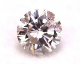 Argyle Pink Diamond 4.39mm Genuine Australian Pink Diamond B1701