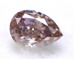 Argyle Pink Diamond 2.87mm Genuine Australian Pink Diamond B1715