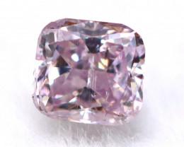 Argyle Pink Diamond 2.55mm Genuine Australian Pink Diamond B1716