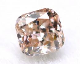 Argyle Pink Diamond 2.24mm Genuine Australian Pink DiamondB1725