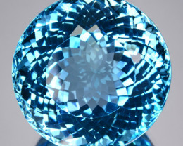 39.95 Cts Genuine Natural Blue Topaz Brazil Gem