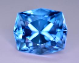 Stunning 12.90 Ct Natural Blue Topaz Gemstone