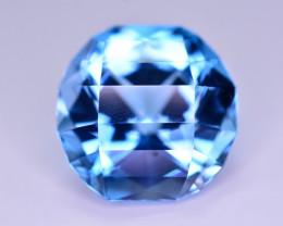 Stunning 16.55 Ct Natural Blue Topaz Gemstone
