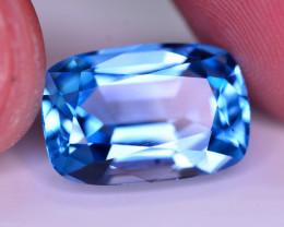 Stunning 14 Ct Natural Blue Topaz Gemstone