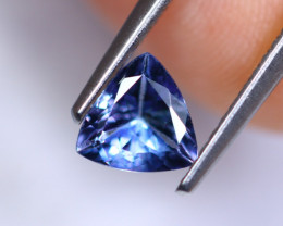 0.64cts Violet Blue D Block Tanzanite / RD223