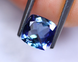 1.43cts Violet Blue D Block Tanzanite / RD227