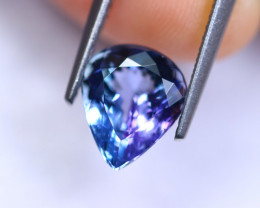 2.84cts Violet Blue D Block Tanzanite / RD233