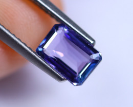 1.31cts Violet Blue D Block Tanzanite / RD234