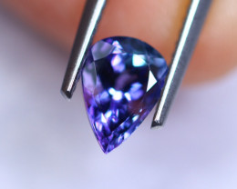 1.22cts Violet Blue D Block Tanzanite / RD239