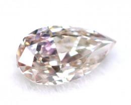 Argyle Pink Diamond 4.02mm Genuine Australian Pink Diamond A1820