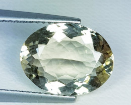 4.17 ct Top Quality Stunning Oval Cut Natural Scapolite