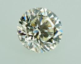 0.51 ct  VVS2 / G  - Natural  White Diamond  -  IGL Report