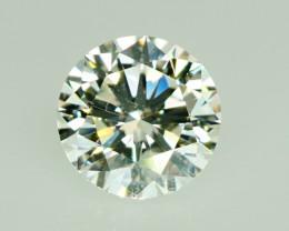 0.51 ct VVS1 / G - Natural White Diamond - IGL Report