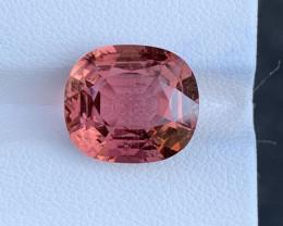 7.28 Carats Natural Pink Color Tourmaline Gemstone