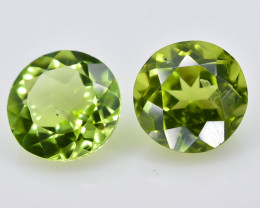 2.09 Crt Peridot Faceted Gemstone (Rk-69)