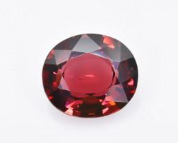 2.77 Crt Rhodolite Garnet Faceted Gemstone (Rk-69)