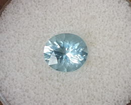 2,24ct Aquamarine - Designer cut!