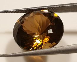 Tourmaline under LED light