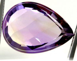 16- CTS AMETHYST FACETED STONE CG-2845