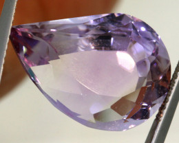 13.5- CTS AMETHYST FACETED STONE CG-2847