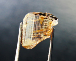 3.30 CT Natural - Unheated Brown Axinite Crystal Rough