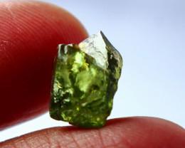 5.70 CT Natural & Unheated  Green Eepidot rough