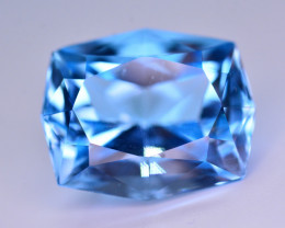 Stunning 15.50 Ct Natural Blue Topaz Gemstone