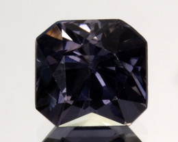 1.39 Cts Natural Blue Spinel Cushion Burma Gem