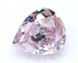 Argyle Pink Diamond 2.90mm Genuine Australian Pink Diamond B1934