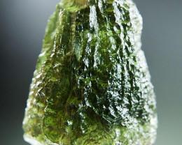 Glossy Moldavite direct from miner