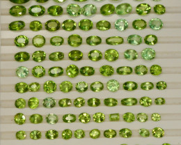 98.20 Ct Untreated Green Color Peridot ~LOT