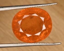Top Color Spessartite Garnet 15.80 Carats