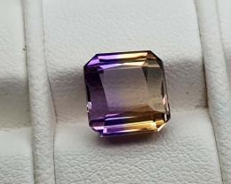 3.35Crt Bolivian Ametrine  Natural Gemstones JI73