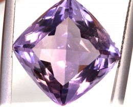 14.70- CTS AMETHYST FACETED STONE CG-2858