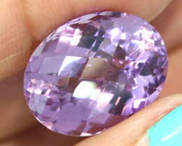 18.15- CTS AMETHYST FACETED STONE CG-2862