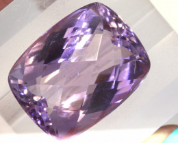 16.10- CTS AMETHYST FACETED STONE CG-2863