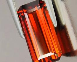 4.00ct Marvellous Red Orange Namibian Spessartite Garnet