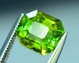 AAA Cut 2.65 ct Bi Color Tourmaline