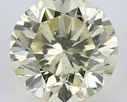 0.38 ct Round Diamond
