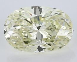 0.84 ct Oval Diamond