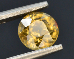 1.30 ct Imperial Zircon Untreated Cambodia