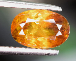 1.30 carats fiery Sphene Tantanite Gemstone
