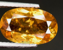 2.40 carats fiery Sphene Tantanite Gemstone
