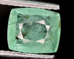 1.10 Carats  Emerald Gemstone From Afghanistan