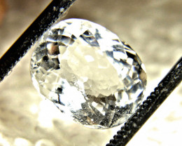 3.50 Carat VS White Emerald / Goshenite Beryl - Gorgeous