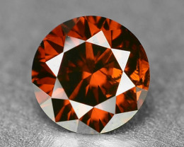 0.20 Cts Sparkling Rare Fancy Intense Red Color Natural Loose Diamond