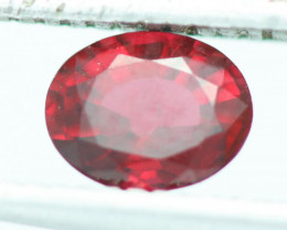 .462 CTS  FIREY RED SPINEL FROM KENYA [S-SAFE342 ]