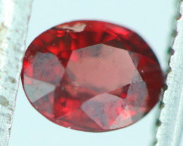 .430 CTS  FIREY RED SPINEL FROM KENYA [S-SAFE341 ]